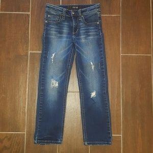 JOE'S Jeans Ever Blue Sandro Boys Destoryed Jean